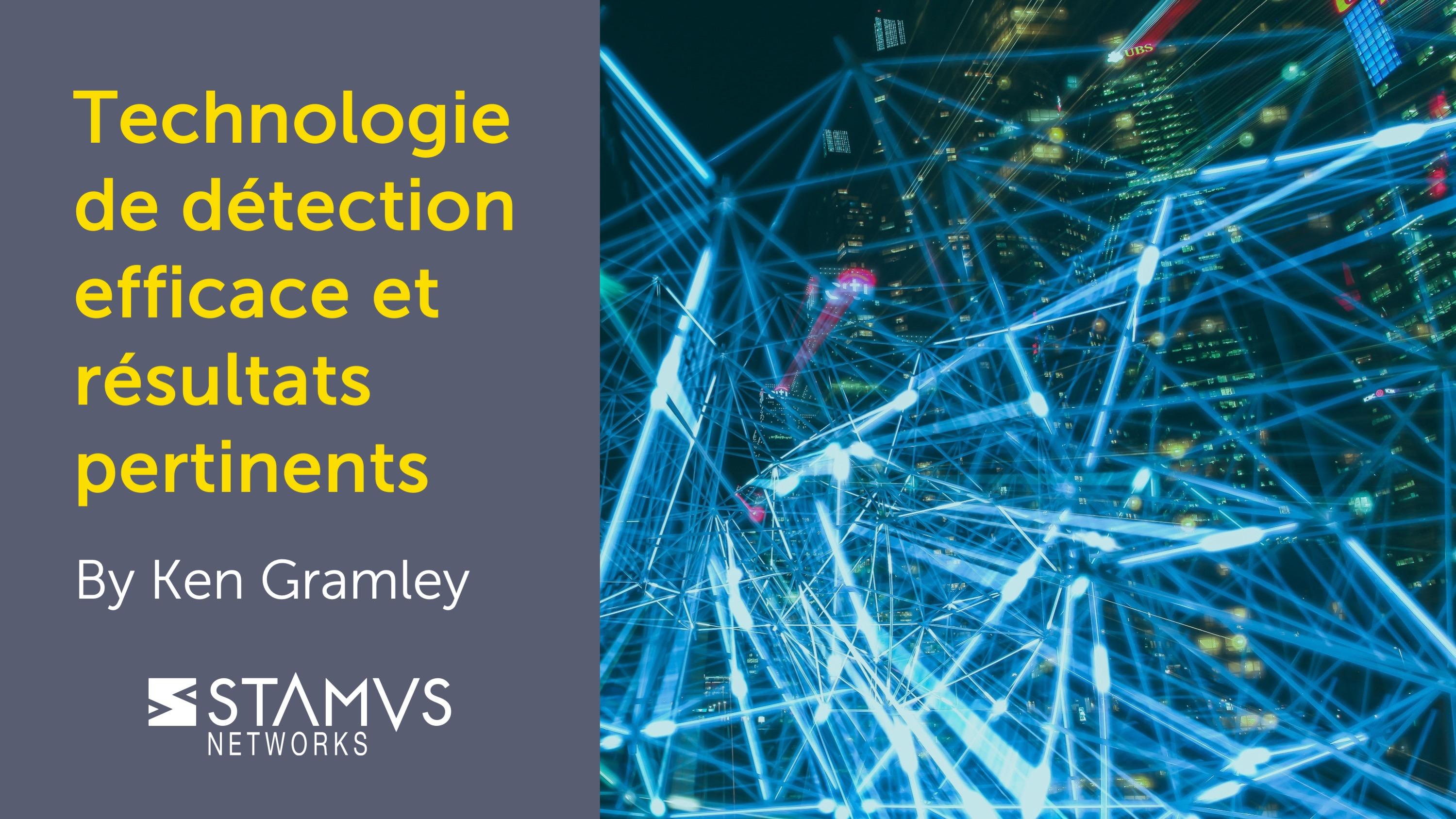Image: Technologie de détection efficace et résultats pertinents