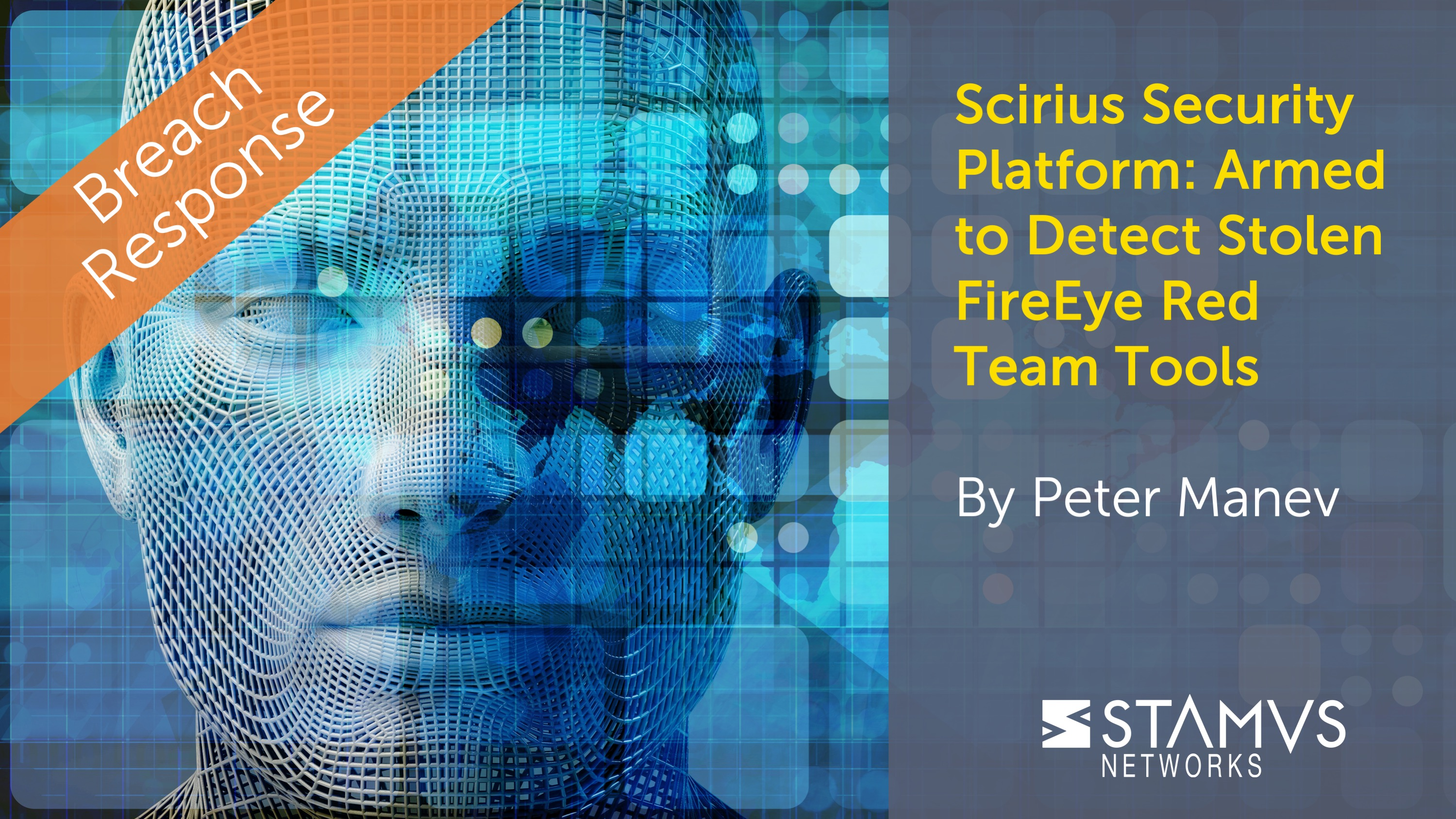Breach Response - Scirius Security Platform users are Armed to Detect Stolen FireEye Red Team Tools