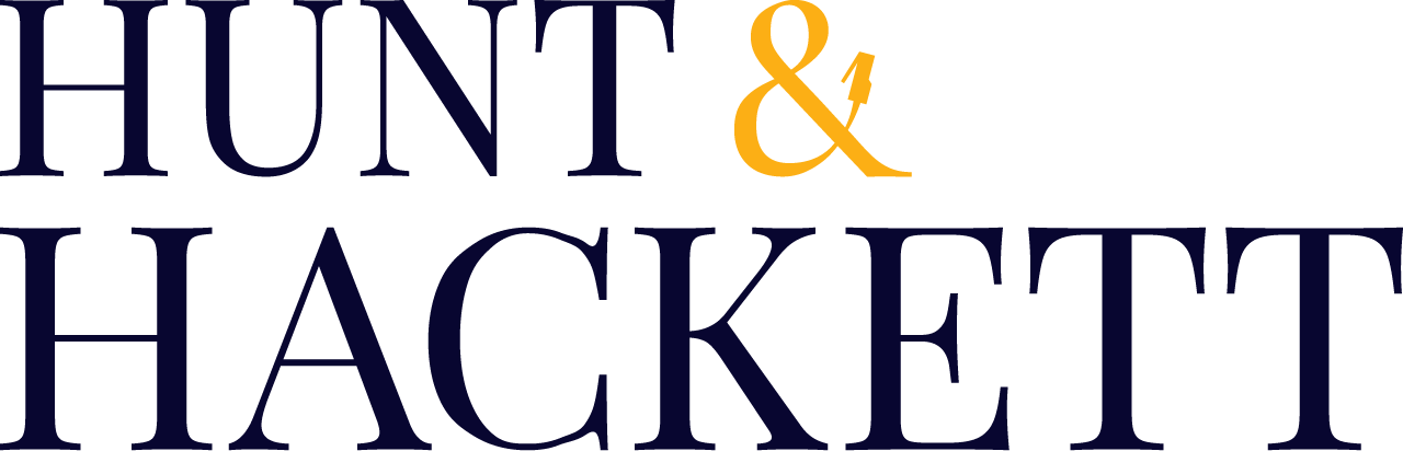 Hunt and Hacket Logo