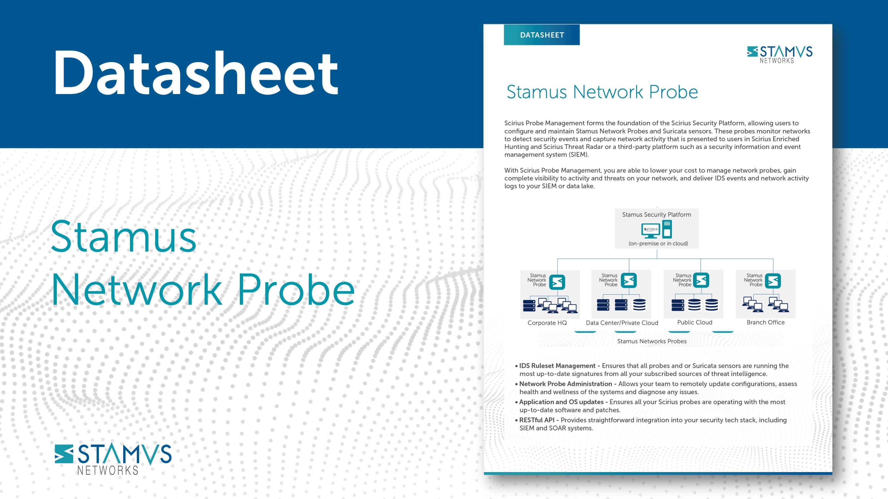 Stamus Network Probe