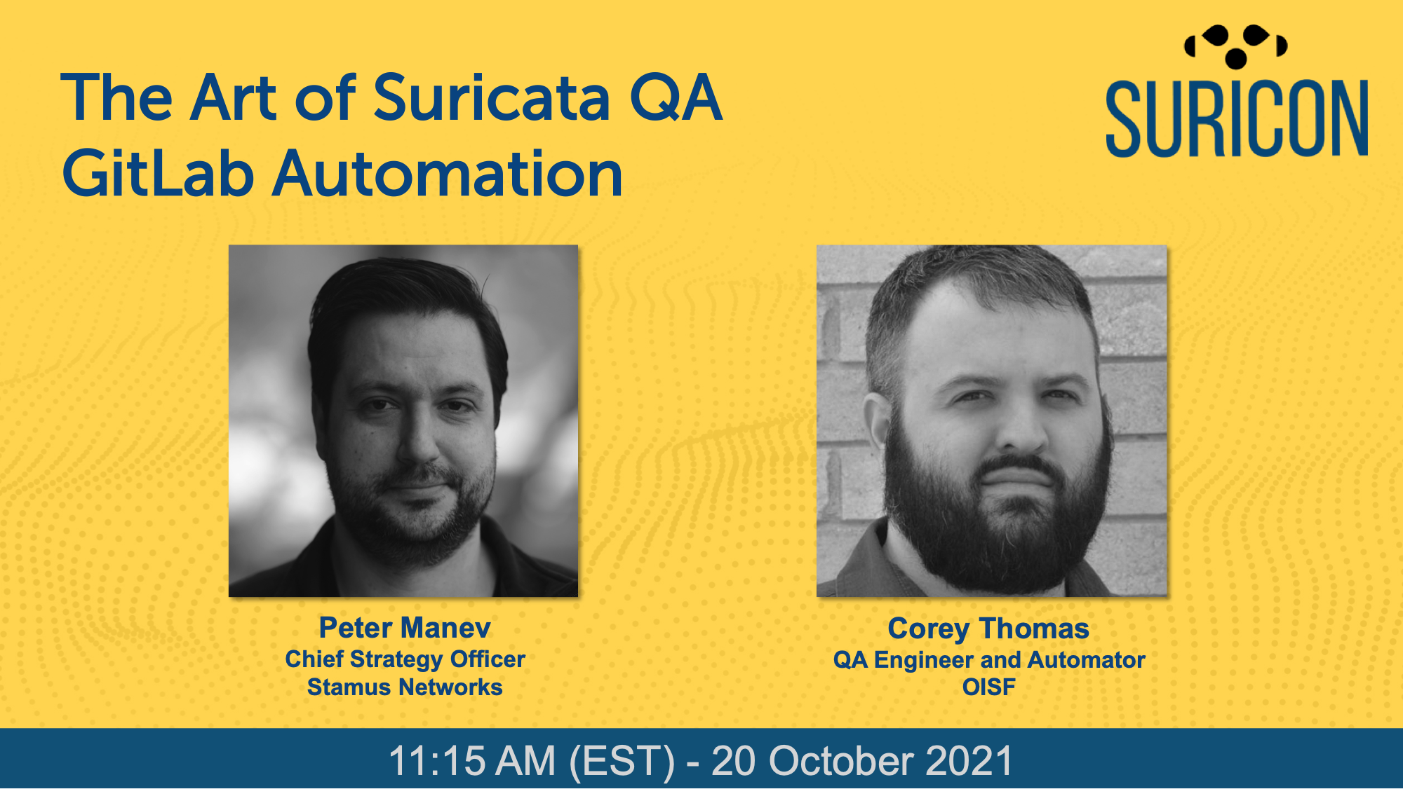 The Art of Suricata QA GitLab Automation