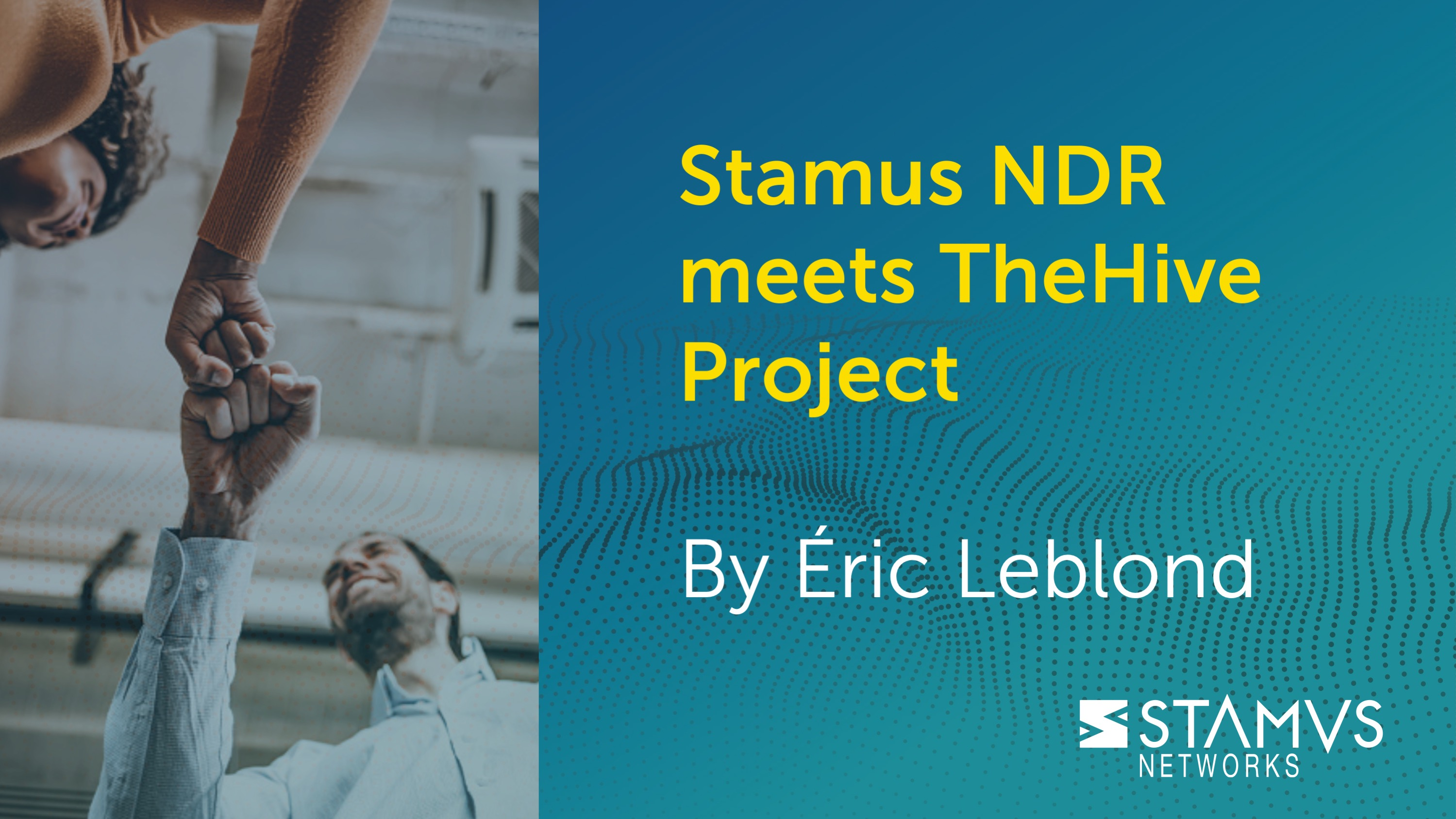 Stamus NDR meets TheHive Project