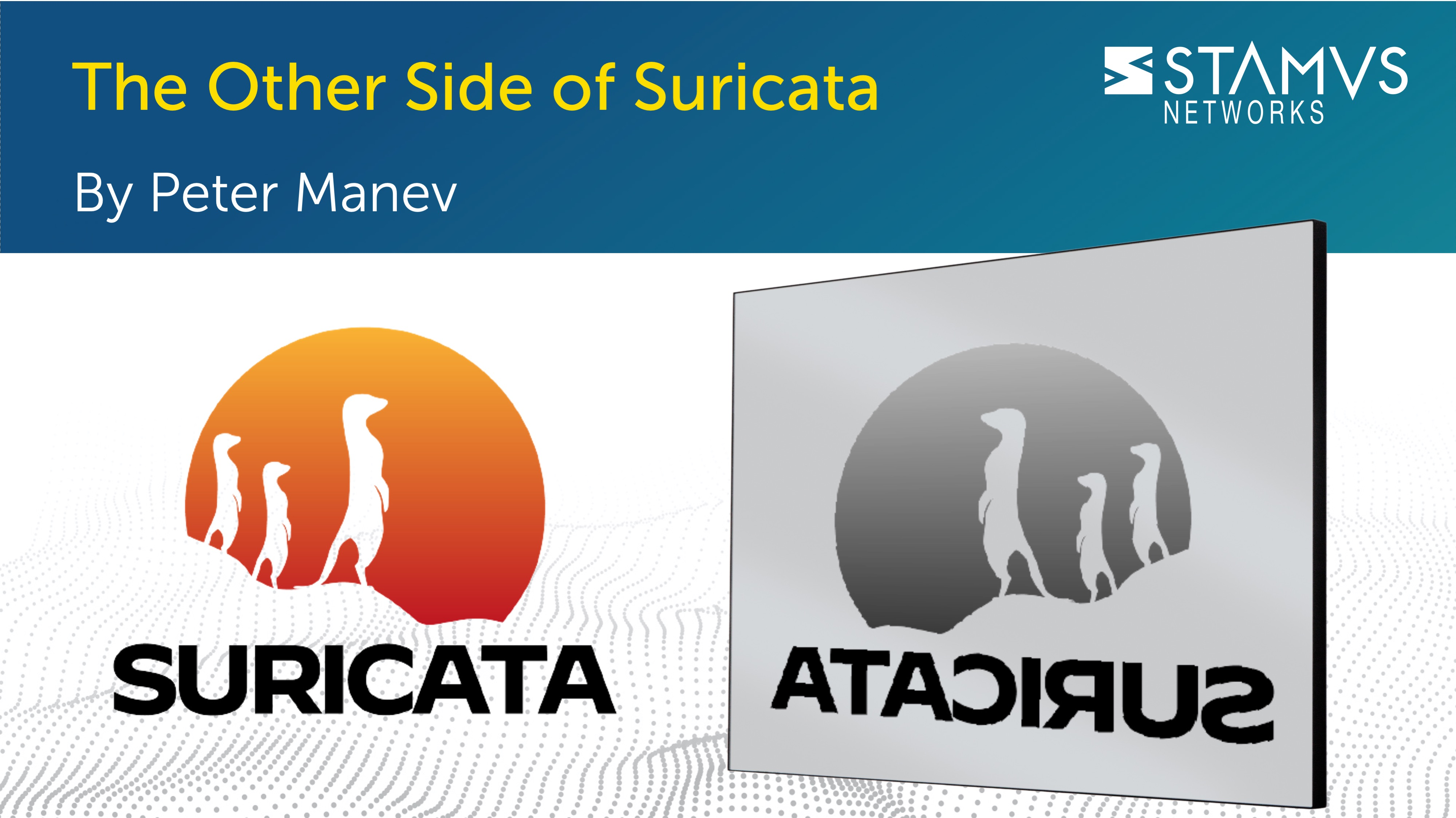 Stamus Networks | The Other Side of Suricata