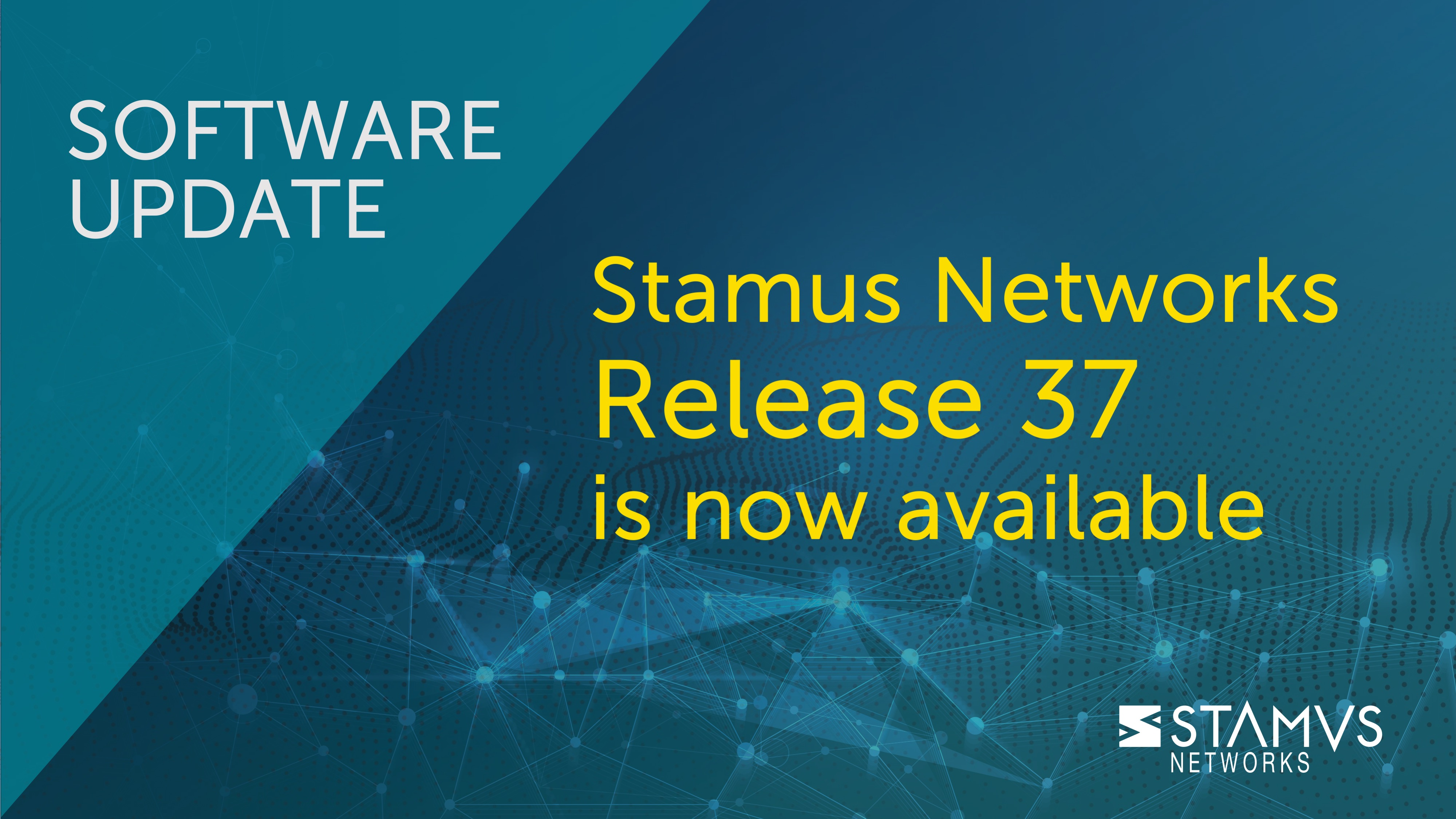 Stamus Networks Release 37 Now Available
