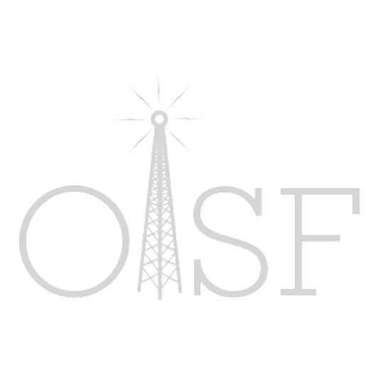 OISF Logo Light Gray